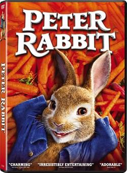 Peter Rabbit (DVD + Digital) [DVD]