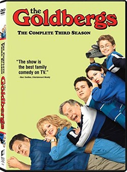 The Goldbergs: The Complete Third Season [DVD]