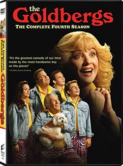 The Goldbergs: The Complete Fourth Season [DVD]