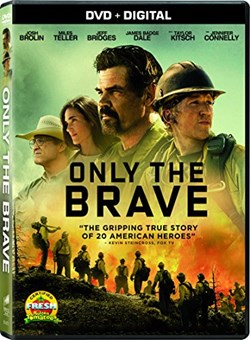 Only The Brave (2017) (Digital) [DVD]