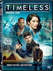 Timeless: Season 1 (Box Set) [DVD]
