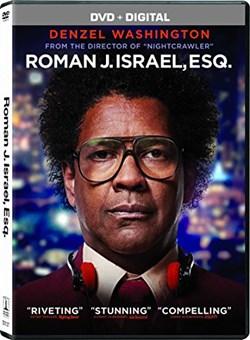 Roman J. Israel, Esq. [DVD]