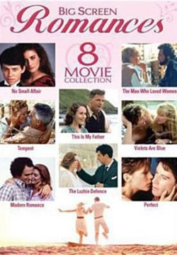 Big Screen Romances - 8-Movie Set [DVD]