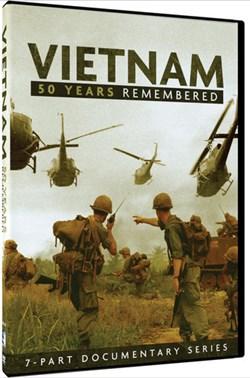 Vietnam - 50 Years Remembered [DVD]