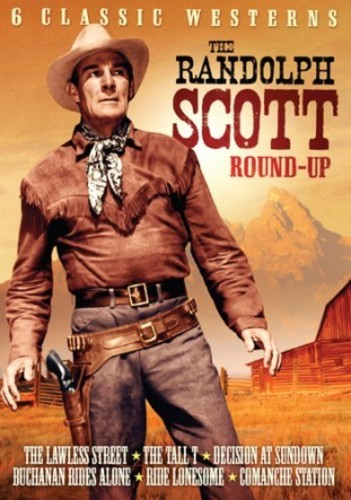 Randolph Scott Roundup - V1 - 6 Movie Pack [DVD]