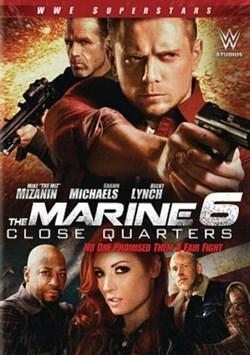 The Marine 6 - Close Quarters [DVD]