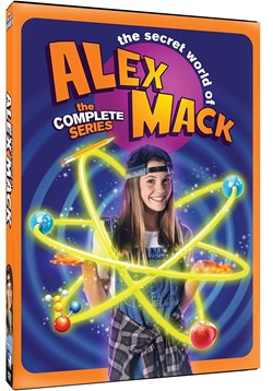 The Secret World of Alex Mack - The Complete Series [DVD]