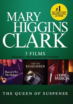 Mary Higgins Clark - Original TV Mysteries - 3 Film Collection [DVD]