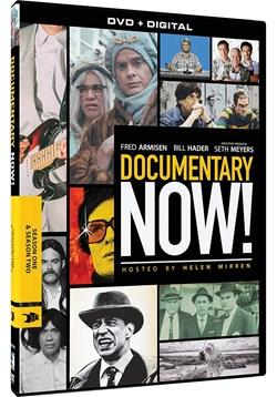 Documentary Now! S1 & S2 [DVD]