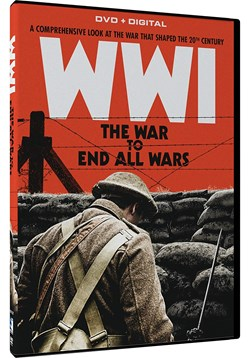 WWI The War To End All Wars [DVD]