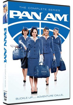 Pan Am - The Complete Series [DVD]