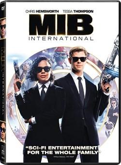 Men In Black: International [DVD]