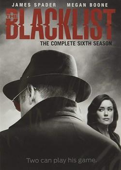 The Blacklist - The Complete Sixth Season [DVD]