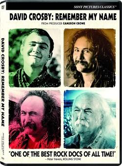 David Crosby: Remember My Name [DVD]