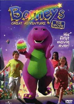 Barney's Great Adventure: The Movie (2002) [DVD]