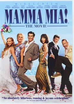 Mamma Mia! The Movie (Widescreen) [DVD]