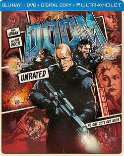 Doom (with DVD) Steelbook [Blu-ray]