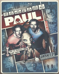 Paul Steelbook (with DVD) [Blu-ray]