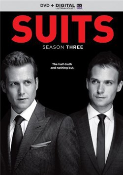 Suits: Season Three (2014) (Digital) [DVD]
