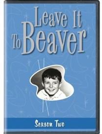 Leave It to Beaver: Season Two (Box Set) [DVD]