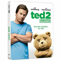 Ted 2 (with DVD Steelbook) [Blu-ray]