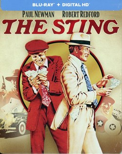 The Sting (Limited Edition Steelbook) [Blu-ray]
