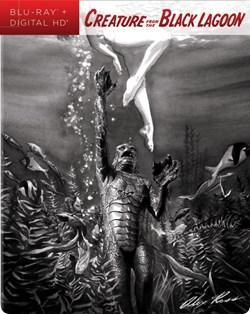 Creature From The Black Lagoon Steelbook [Blu-ray]