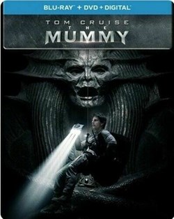 The Mummy (with DVD Steelbook (Limited Edition)) [Blu-ray]