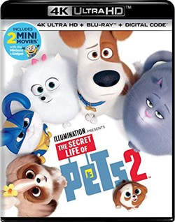 The Secret Life of Pets 2 (4K Ultra HD) [UHD]