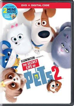 The Secret Life of Pets 2 [DVD]