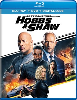 Fast & Furious Presents: Hobbs & Shaw (with DVD and Digital Download) [Blu-ray]