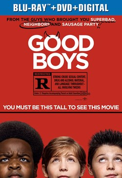 Good Boys (with DVD) [Blu-ray]