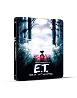 E.T. The Extra Terrestrial (Steelbook) [Blu-ray]