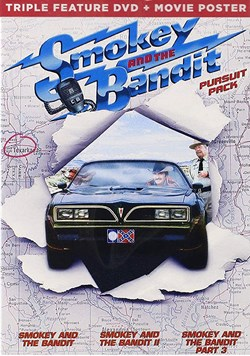 Smokey and the Bandit 1, 2, & 3: Complete Collection [DVD]