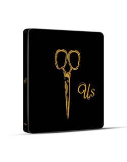 Us (4K Ultra HD + Blu-ray (Steelbook)) [Blu-ray]
