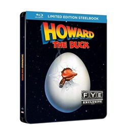 Howard The Duck Limited Edition Steelbook [Blu-ray]