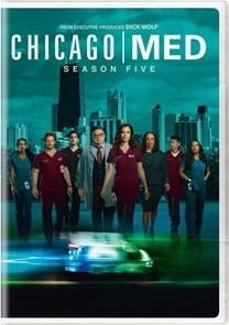 Chicago Med: Season Five [DVD]