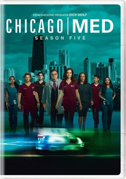 Chicago Med: Season Five [DVD]