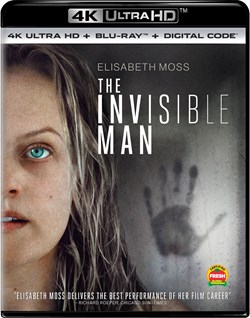 The Invisible Man (4K Ultra HD) [UHD]