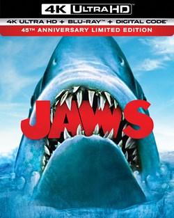 Jaws (4K Ultra HD (45th Anniversary)) [Blu-ray]