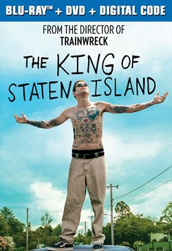 The King of Staten Island (with DVD) [Blu-ray]