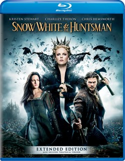 Snow White and the Huntsman [Blu-ray]