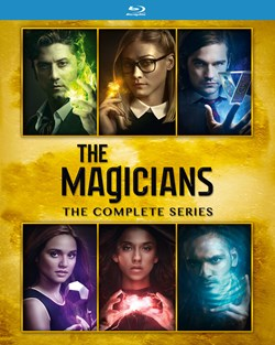 The Magicians: The Complete Series (Box Set) [Blu-ray]