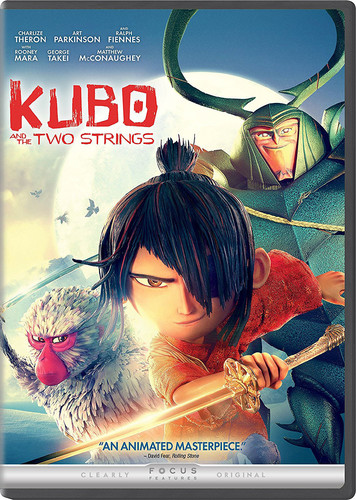 Kubo and the Two Strings [DVD]