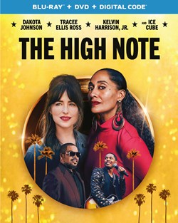 The High Note (with DVD) [Blu-ray]