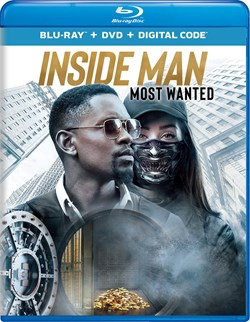 Inside Man - Most Wanted (with DVD) [Blu-ray]