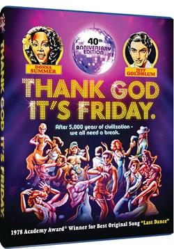 Thank God It's Friday [Blu-ray]