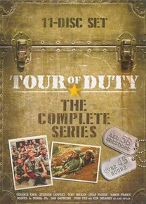 Tour Of Duty: Complete Series (2015) [DVD]