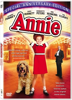 Annie (Special Anniversary Edition) [DVD]