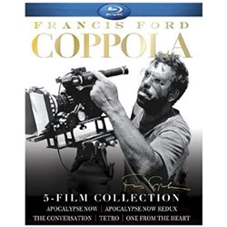 Francis Ford Coppola: 5 Film Collection (Box Set) [Blu-ray]